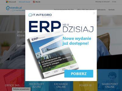 Extendo.pl office 365 dla biznesu