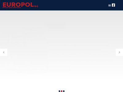 Palety drewniane produkcja - europol1.pl