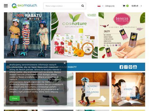 Ekomaluch.pl - akcesoria dla dzieci