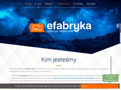 Efabryka.net responsywne strony