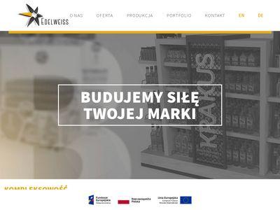 Edelweiss.com.pl - stany kartonowe