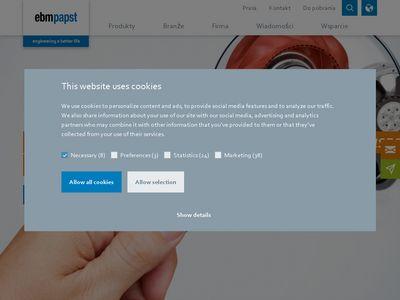 Ebmpapst.pl Polska sunon
