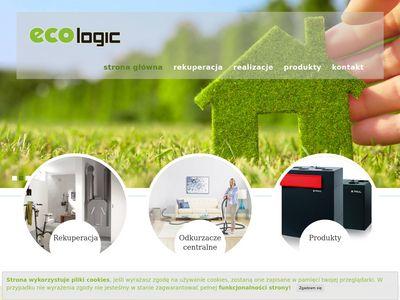 Ecologic - systemy rekuperacyjne