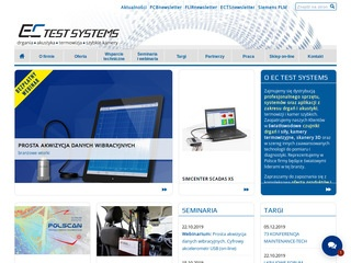 EC Test Systems skaner 3d