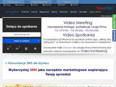 VoIP - FreePBX.pl