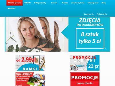 Fotocentrum.eu wywoływanie zdjęć