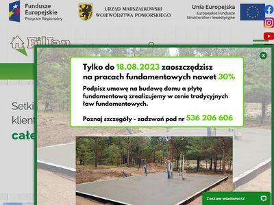Filjan.pl domy drewniane