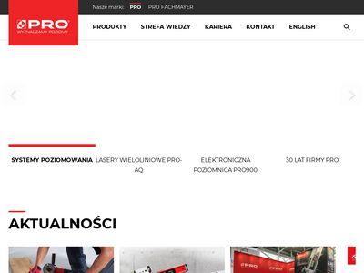 Firma-pro.pl laser krzyżowy