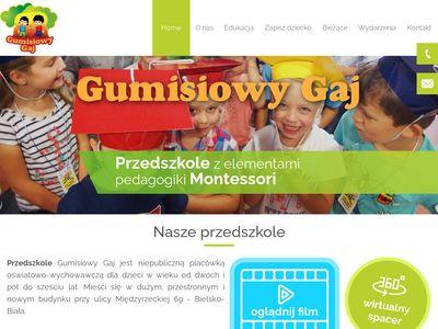 Gumisiowygaj.pl niepubliczne przedszkole