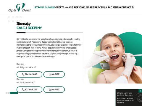 Gplsoptident.pl implanty Opolskie