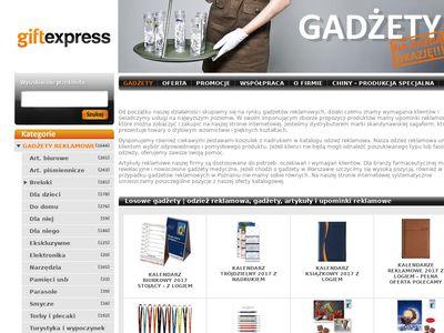 Giftexpress.pl gadżety do domu