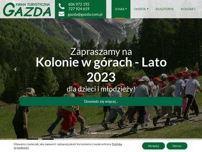Firma Turystyczna Gazda - Zawoja