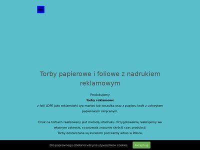 Awadruk.com.pl torby papierowe