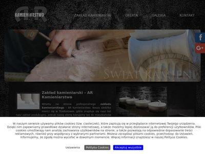 A.R. Kamieniarstwo blaty kamienne