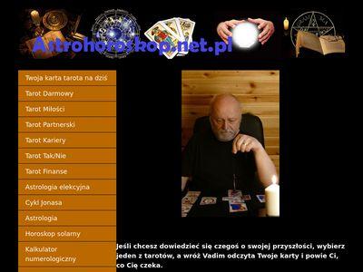 Astrohoroskop.net.pl - tarot online