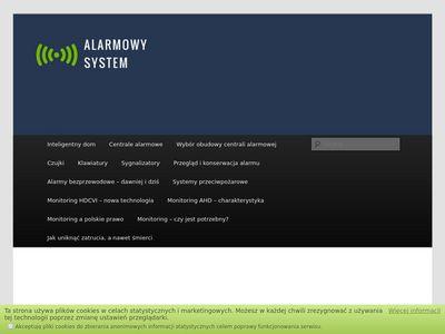 Alarmowysystem.pl systemy alarmowe