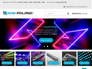 Akb-poland.com producent oświetlenia led