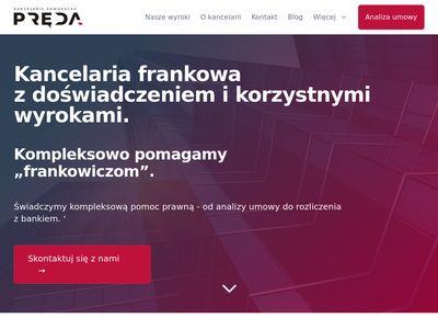 Adwokatpreda.pl kancelaria Głogów