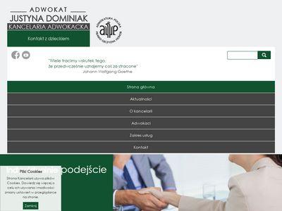 Adwokatdominiak.pl