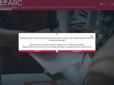 ABC Direct Contact paczki pocztowe