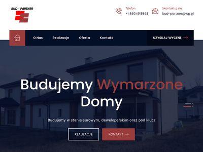 Bud-partner.pl budowa domów Poznań