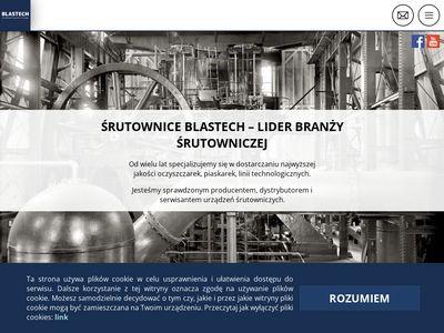 Blastech.pl Strahltechnik śrutownice