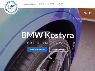 Bmw Kostyra serwis Katowice