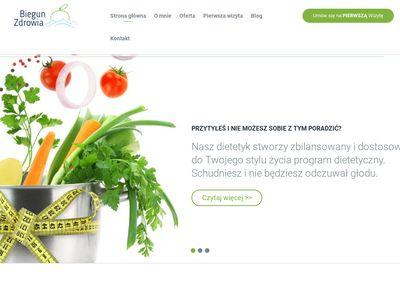 Biegun Zdrowia dietetyk online