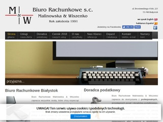 Biuro Rachunkowe Białystok