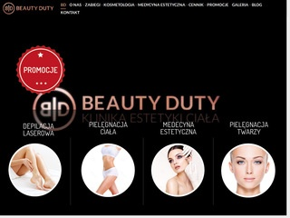 Beauty Duty klinika urody