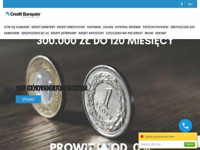 Bankierkredyty.eu dla firm