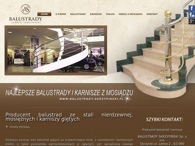 Balustrady-skrzypinski.pl Poznań