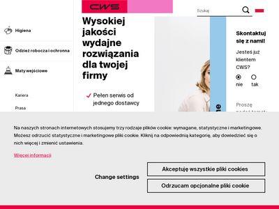 CWS-Boco Polska - wycieraczki wejściowe