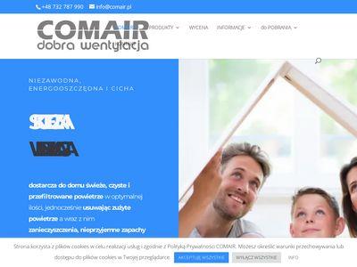 Comair.pl - rekuperator