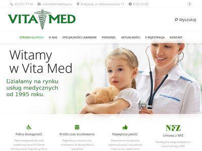 Centrum medyczne Vitamed odchudzanie