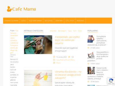 Cafe-mama.pl sposoby na niejadka