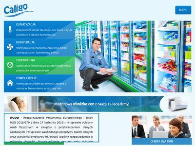 Caligo.pl czyszczenie klimatyzacji
