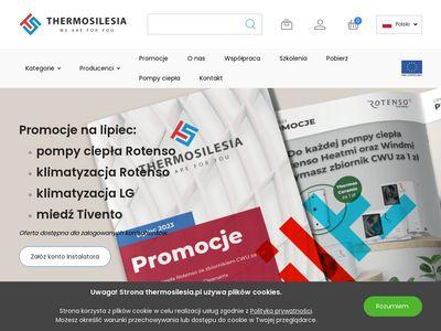 Thermosilesia.pl hurtownia klimatyzacji