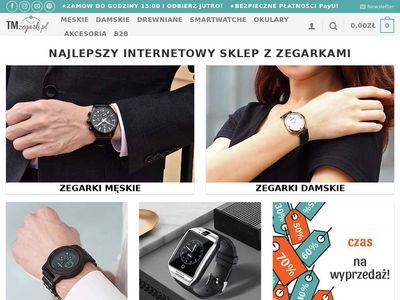 Tmzegarki.pl tanie damskie