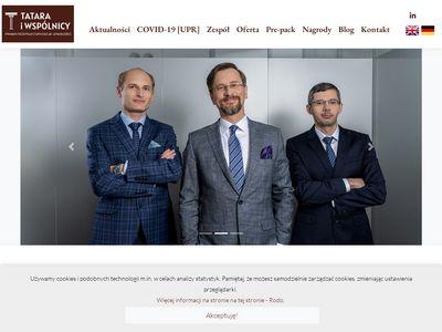 Tatara.com.pl - prawo upadłościowe
