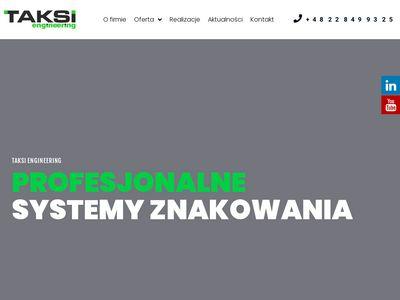 Taksi.pl systemy wizyjne