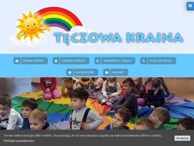 Tęczowa Kraina prywatne przedszkole