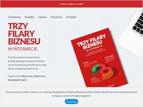 Trzyfilarybiznesu.pl stworzenie strony