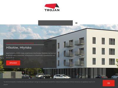 Trojan sp. z o.o. mieszkanie Zabrze