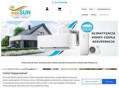 TreeSUN.pl montaż klimatyzacji Kraków