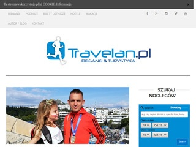 Travelan.pl - bieganie i turystyka