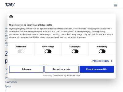 Płatności on-line