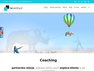 Upcoaching.pl - life
