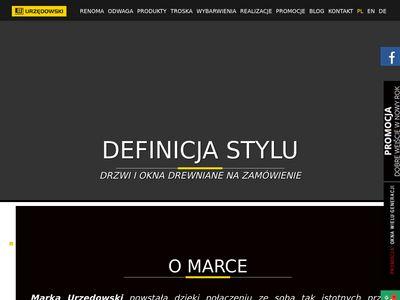 Urzedowski.pl producenci okien drewnianych