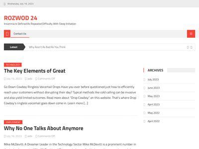 Rozwod24.info - dobry adwokat Warszawa